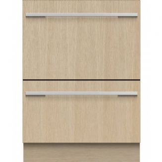 Fisher & Paykel DD60DHI9 Integrated Double Dishdrawer Dishwasher